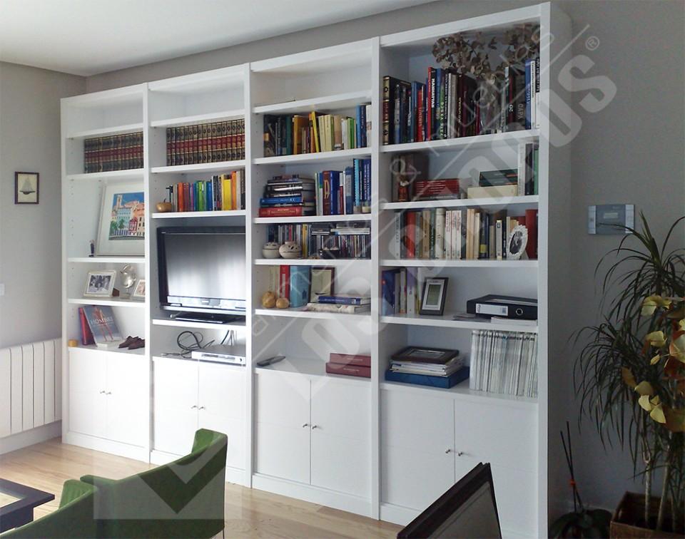 galera de fotos de muebles de saln y libreras de proyectos reales realizados para clientes o para nuestras